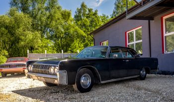 1962 LINCOLN CONTINENTAL SEDAN SUICIDE DOORS