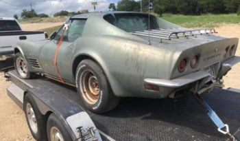 1972 CHEVROLET CORVETTE full