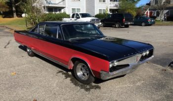 1968 CHRYSLER NEWPORT 383