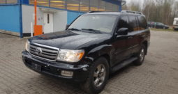 2006 TOYOTA LAND CRUISER J100 4.7 V8