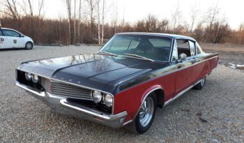 1968 Chrysler Newport Custom