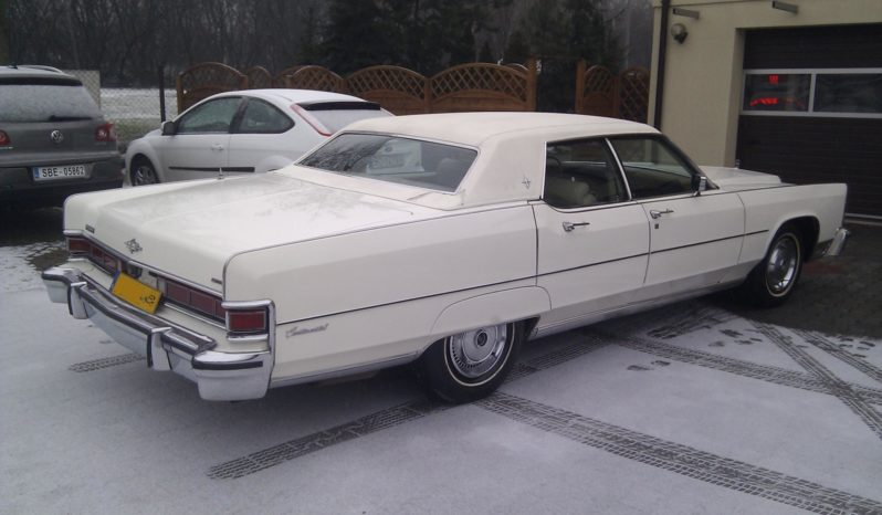 1974 Lincoln Continental full