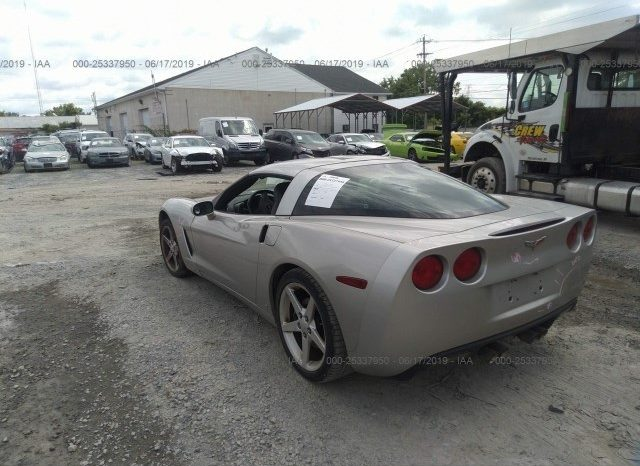 2006 Chevrolet Corvette full