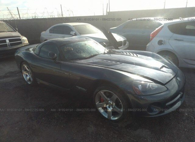 2006 Dodge Viper SRT 10 Coupe full